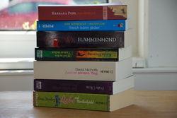 Gebrauchte Bücher bekommen neue Besitzer...