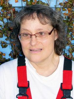 Anke Protzmann (Stellvertretende Frauenbeauftragte); Werkstatt Gallinchen
