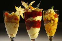 Leckere Desserts.
