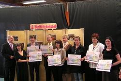 Bis 2009 organisierten wir 13. Ausgaben des Cottbuser Wohltätigkeitsballs.