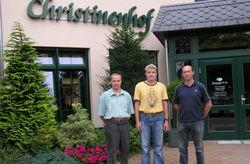 Praktikumsplatz im Hotel Christinenhof Tauer.