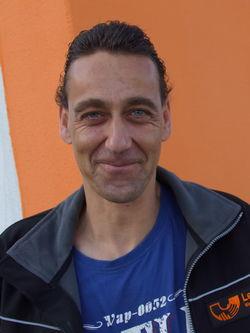 Mirko Falk; (Stellvertretender Vorsitzender des Werkstattrates); Werkstatt Gallinchen